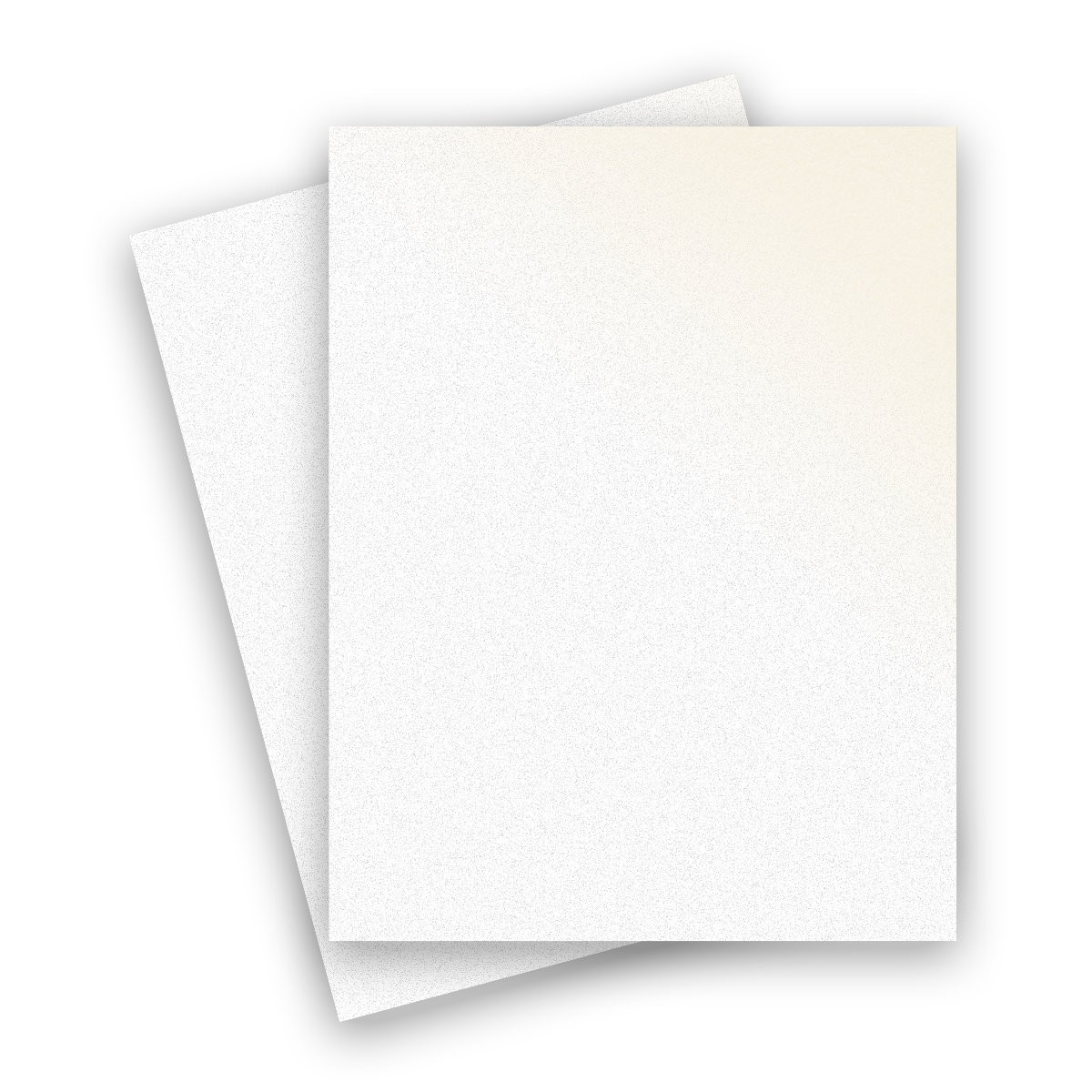 PaperPapers.com #111 Ice Gold Shimmer Cardstock - 25 pack