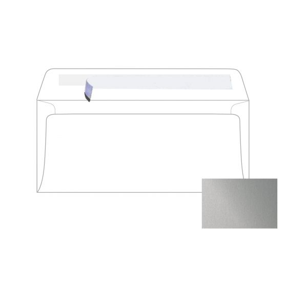 Stardream Silver (1) Envelopes Shop with PaperPapers