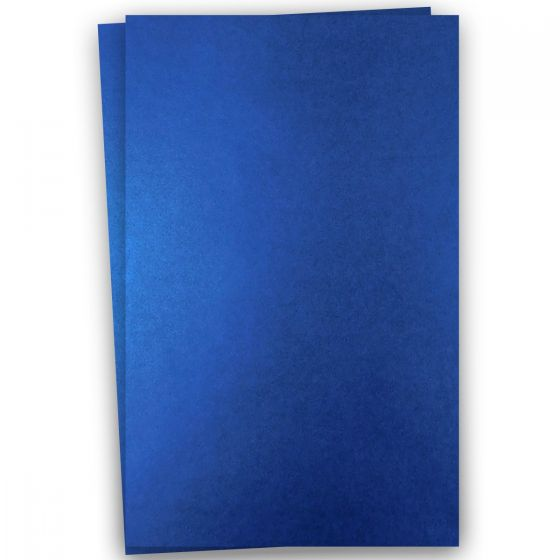 Shine Blue Satin (2) Paper Shop with PaperPapers