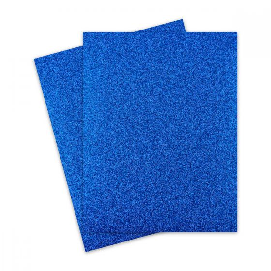 Glitter Blue (3) Paper Purchase from PaperPapers