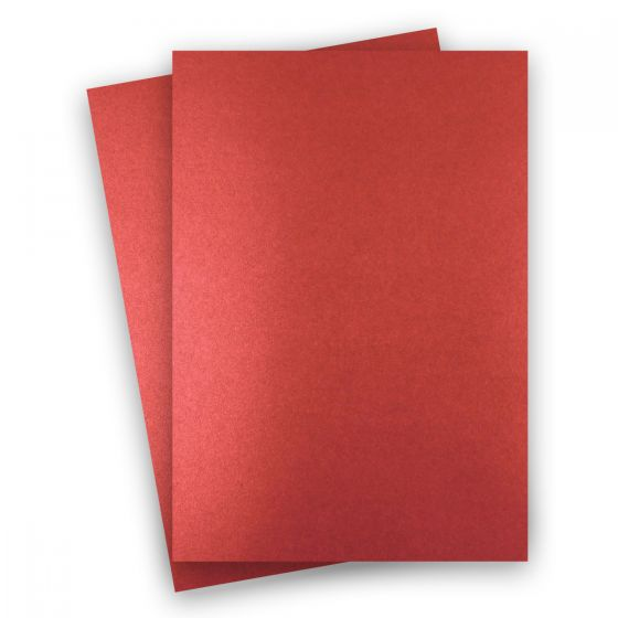 Shine Red Satin (2) Paper Purchase from PaperPapers