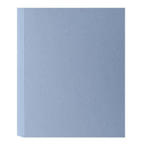 Basis Light Blue (1) Flat Cards Find at PaperPapers