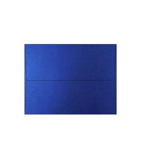 Shine Blue Satin (2) Envelopes Offered by PaperPapers