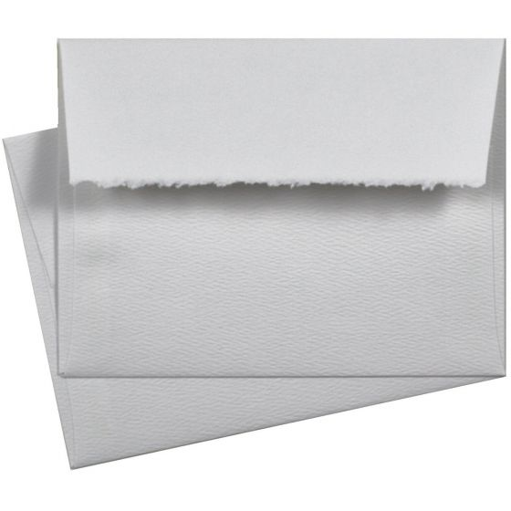 Strathmore Premium Pastelle Bright White (2) Envelopes Available at PaperPapers