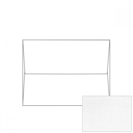Classic Linen Avon Brilliant White (2) Envelopes Purchase from PaperPapers