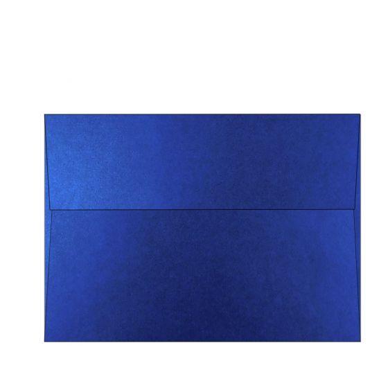 Shine Blue Satin (2) Envelopes Order at PaperPapers