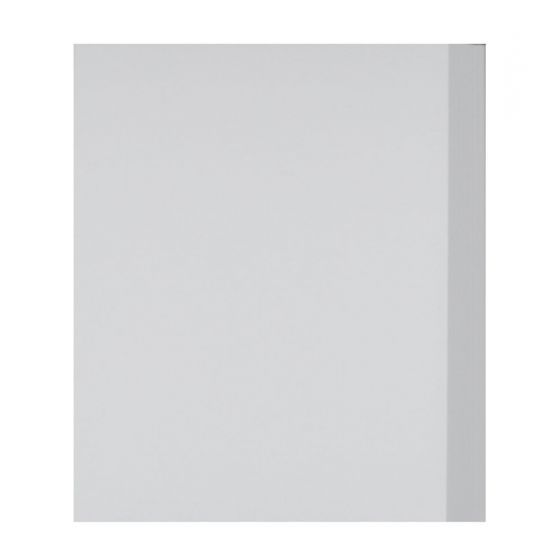 Opaque White (1) Flat Cards Available at PaperPapers