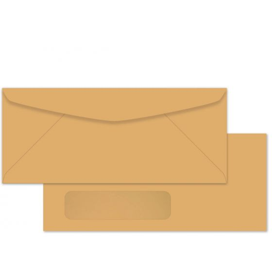 Commodities Brown Kraft (2) Envelopes Offered by PaperPapers