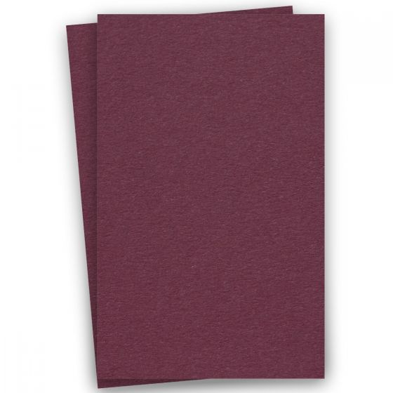 Basis Burgundy (2) Paper Order at PaperPapers