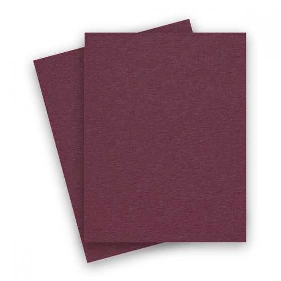 Basis Burgundy (2) Paper Purchase from PaperPapers