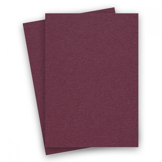 Basis Burgundy (2) Paper From PaperPapers