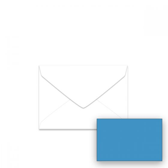 Astrobrights Celestial Blue (1) Envelopes Shop with PaperPapers