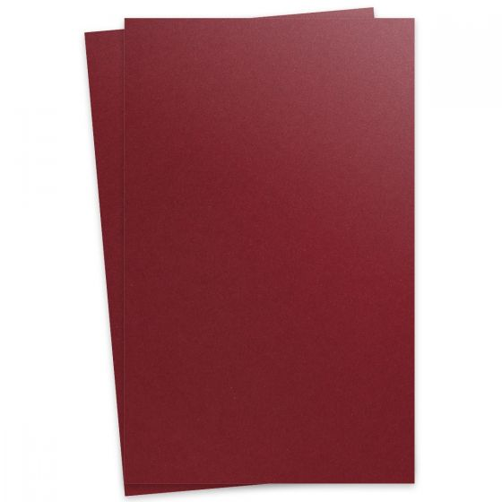 Curious Metallic Red Lacquer (1) Paper From PaperPapers