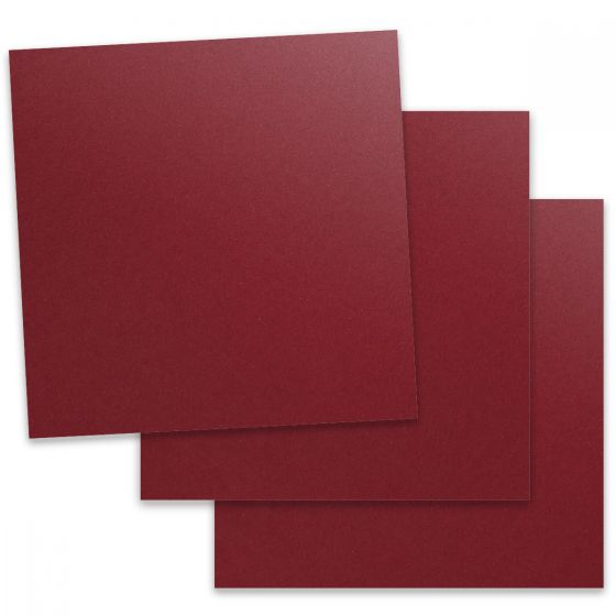 Curious Metallic Red Lacquer (5) Paper Available at PaperPapers
