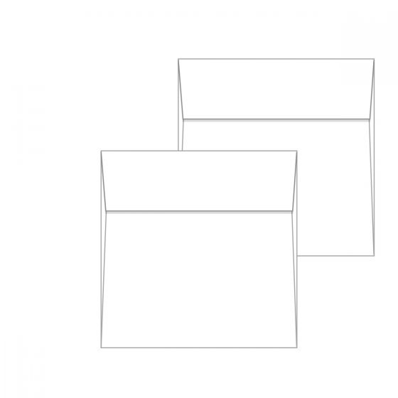Cougar White (2) Envelopes Offered by PaperPapers