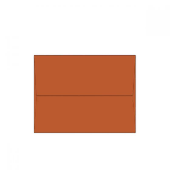 Basis Dark Orange (2) Envelopes Offered by PaperPapers