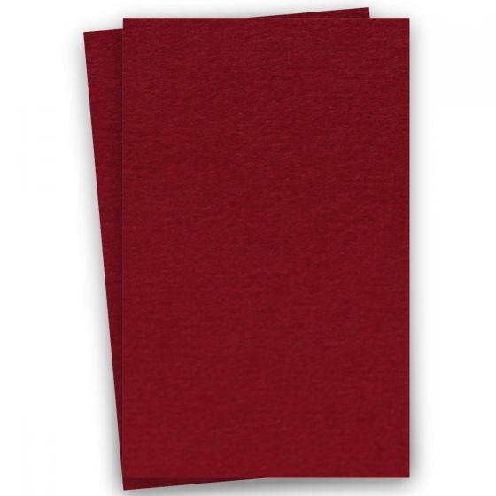 Basis Dark Red (2) Paper Order at PaperPapers