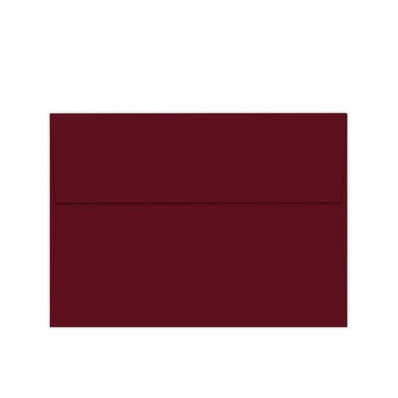 Basis Dark Red (2) Envelopes Find at PaperPapers