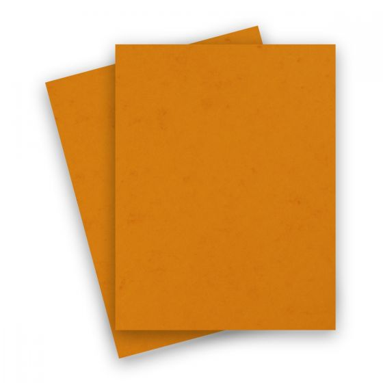 Durotone Butcher Orange (3) Paper From PaperPapers