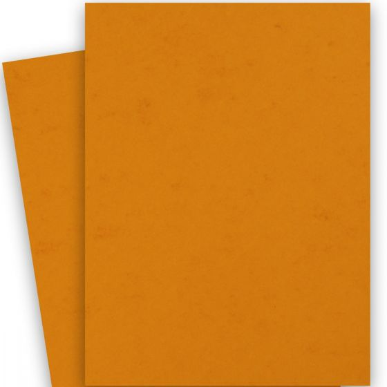 Durotone Butcher Orange (2) Paper Offered by PaperPapers