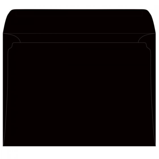 Astrobrights Eclipse Black (1) Envelopes Offered by PaperPapers