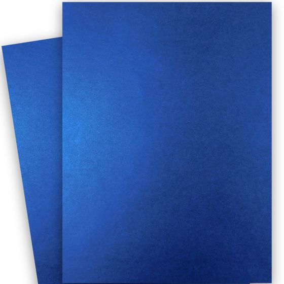Shine Blue Satin (2) Paper Purchase from PaperPapers