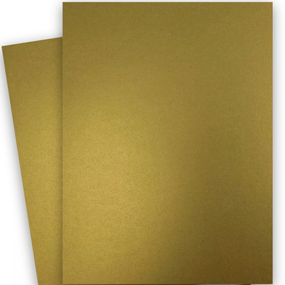 FAV Shimmer Pure Gold (3) Paper From PaperPapers