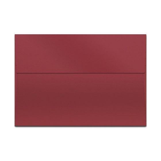 Curious Metallic Red Lacquer (1) Envelopes Offered by PaperPapers