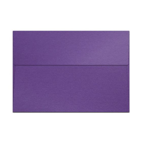 Curious Metallic Violette (1) Envelopes Available at PaperPapers