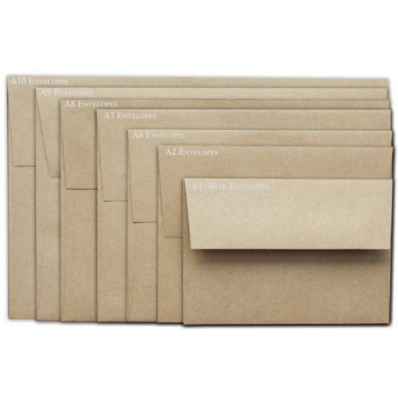 Brown Bag Brown Bag Kraft (1) Envelopes Shop with PaperPapers