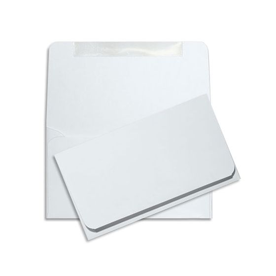 Commodities White Wove (1) Envelopes Available at PaperPapers