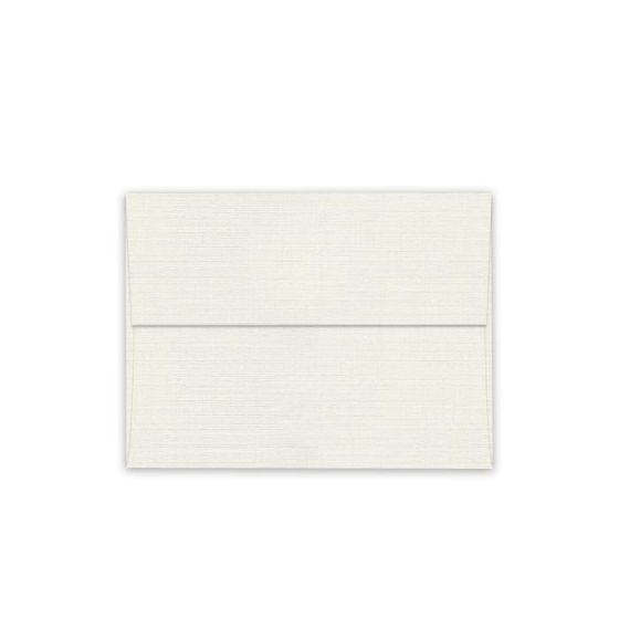 Classic Linen Classic Natural White (1) Envelopes Purchase from PaperPapers