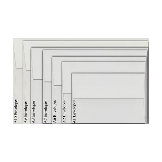 Environment White (1) Envelopes Order at PaperPapers