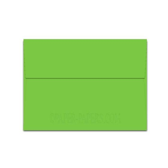 Astrobrights Martian Green (1) Envelopes Purchase from PaperPapers
