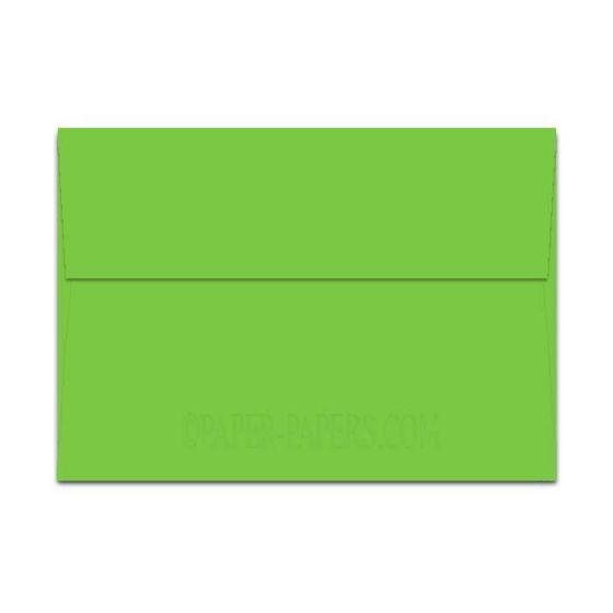 Astrobrights Martian Green (1) Envelopes From PaperPapers