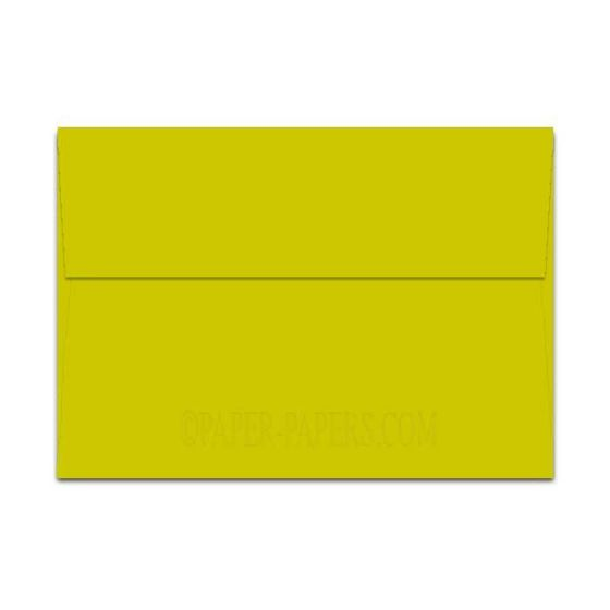 Astrobrights Sunburst Yellow (1) Envelopes Purchase from PaperPapers