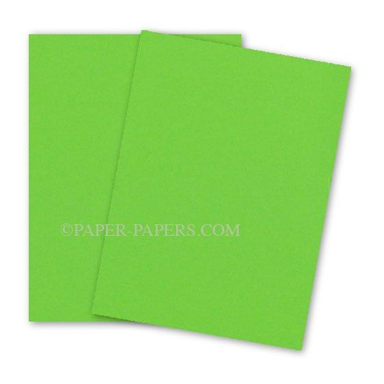 Astrobrights Martian Green (2) Paper -Buy at PaperPapers