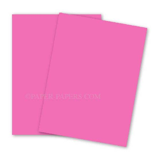 Astrobrights Pulsar Pink (1) Paper Available at PaperPapers