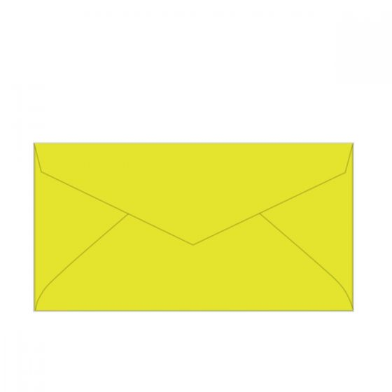 Astrobrights Lift-Off Lemon (1) Envelopes Purchase from PaperPapers