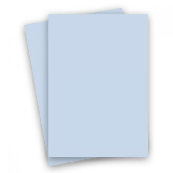Basis Light Blue (2) Paper Order at PaperPapers