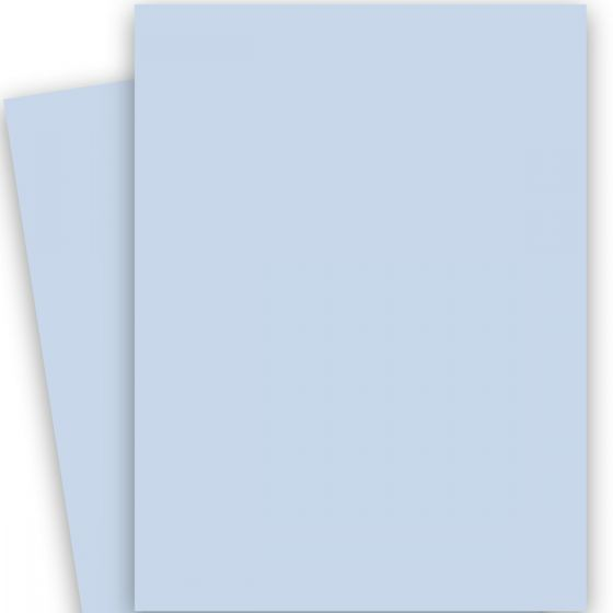 Basis Light Blue (2) Paper Find at PaperPapers