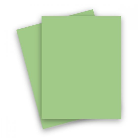 Basis Light Lime (2) Paper Find at PaperPapers