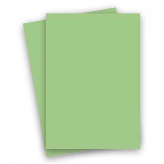 Basis Light Lime (2) Paper Order at PaperPapers
