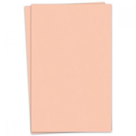 Kraft-tone Memo Orange Kraft (2) Paper Offered by PaperPapers