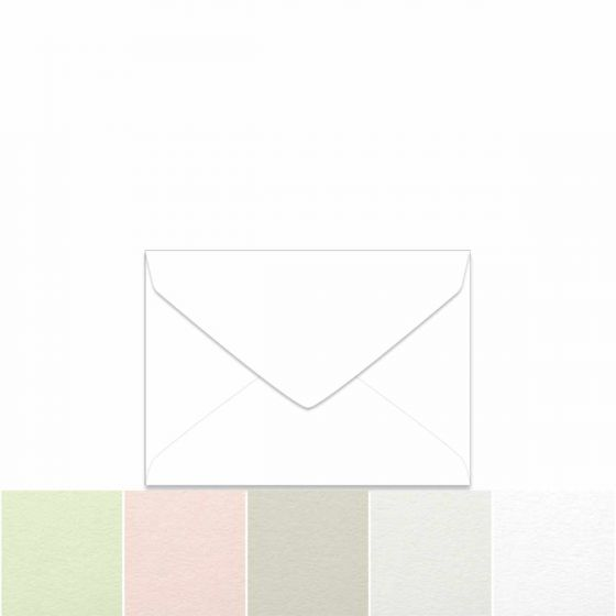 Neenah Cotton  (2) Envelopes From PaperPapers