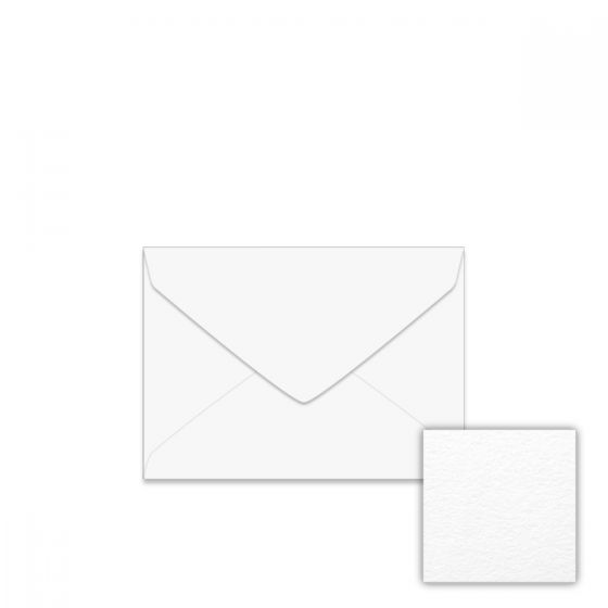 Neenah Cotton Fluorescent White (3) Envelopes Order at PaperPapers