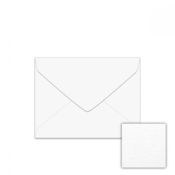 Neenah Cotton Fluorescent White (3) Envelopes Available at PaperPapers