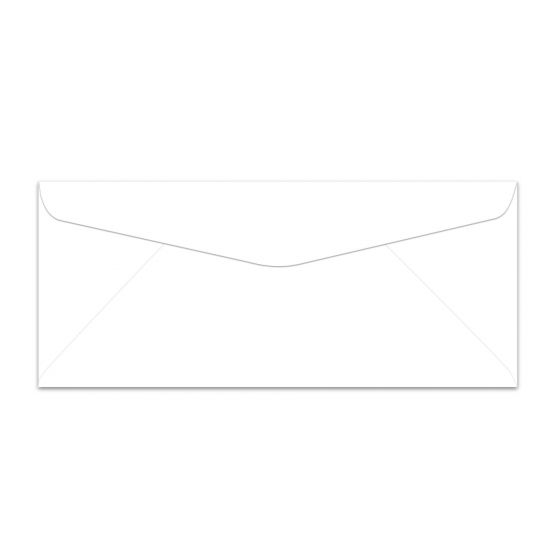 Commodities White Wove (2) Envelopes From PaperPapers
