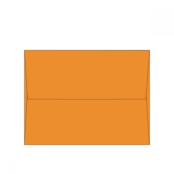 Poptone Orange Fizz (2) Envelopes Shop with PaperPapers