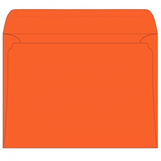 Astrobrights Orbit Orange (1) Envelopes From PaperPapers